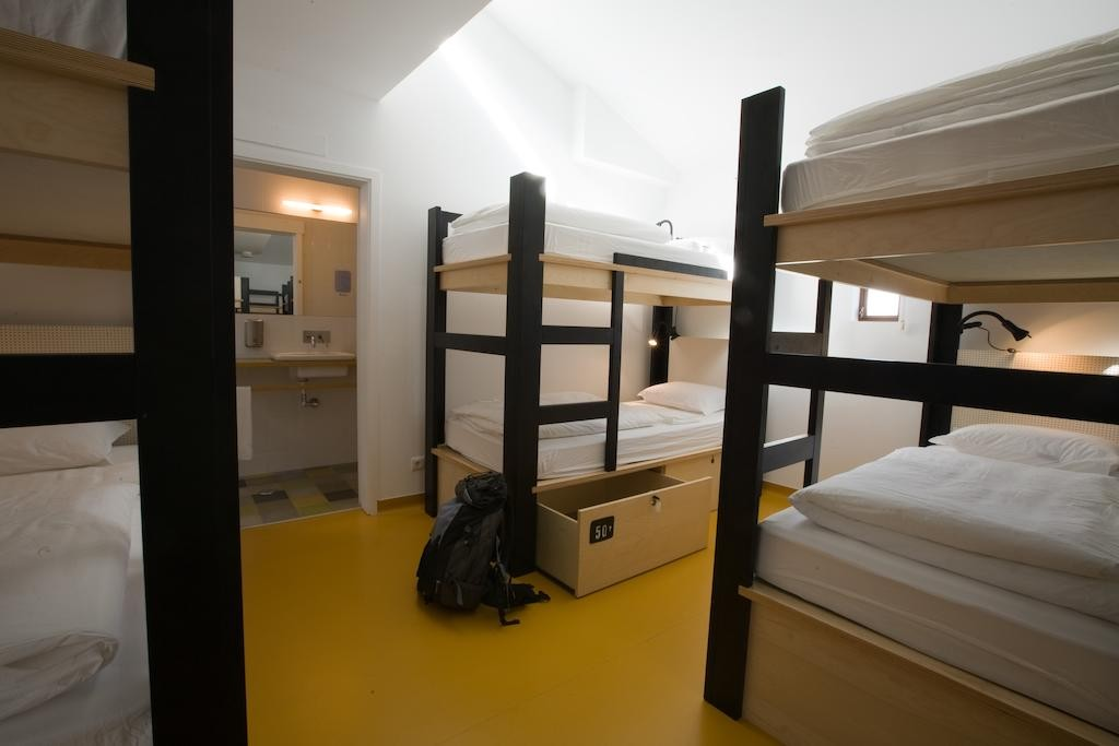 Cama em Dormitório Misto