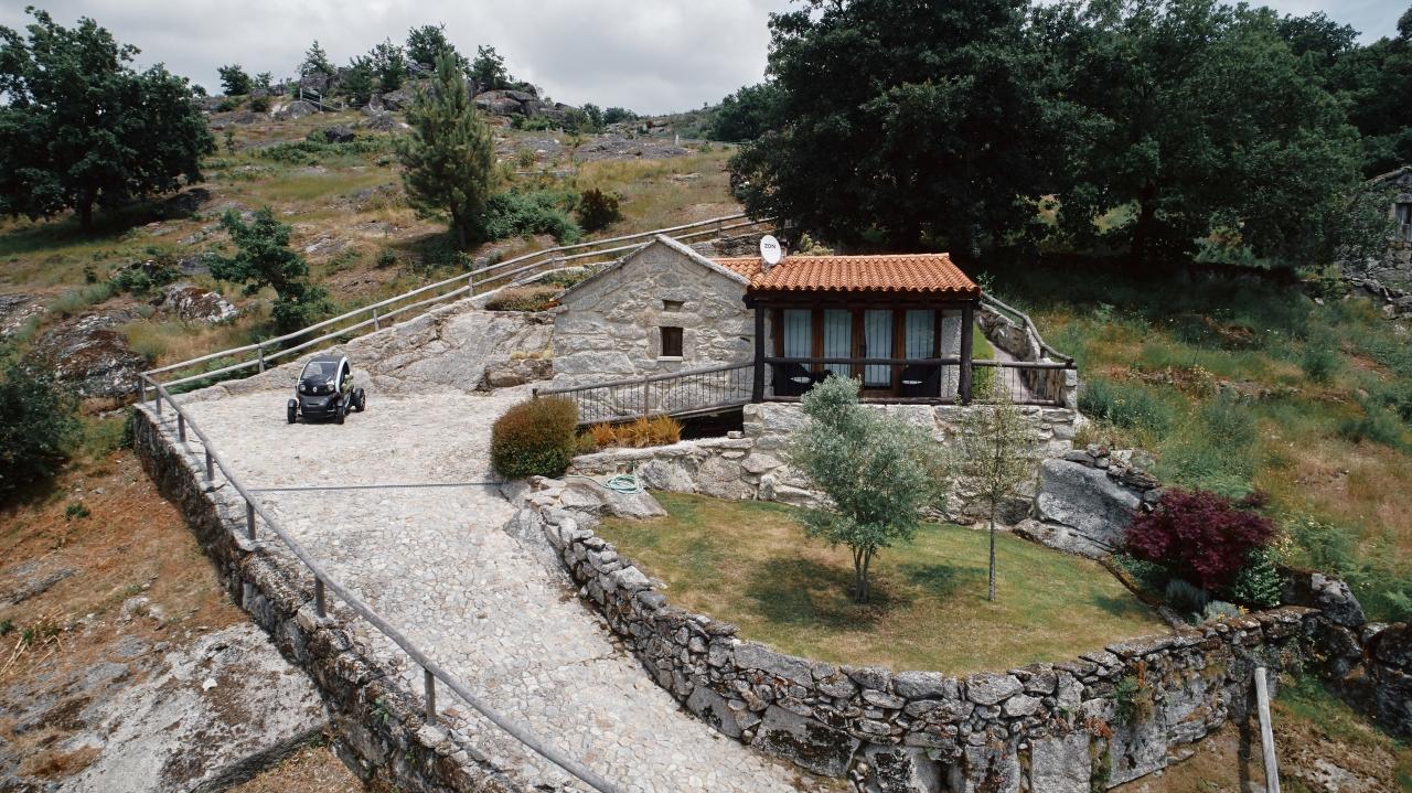 Casa de Oucias