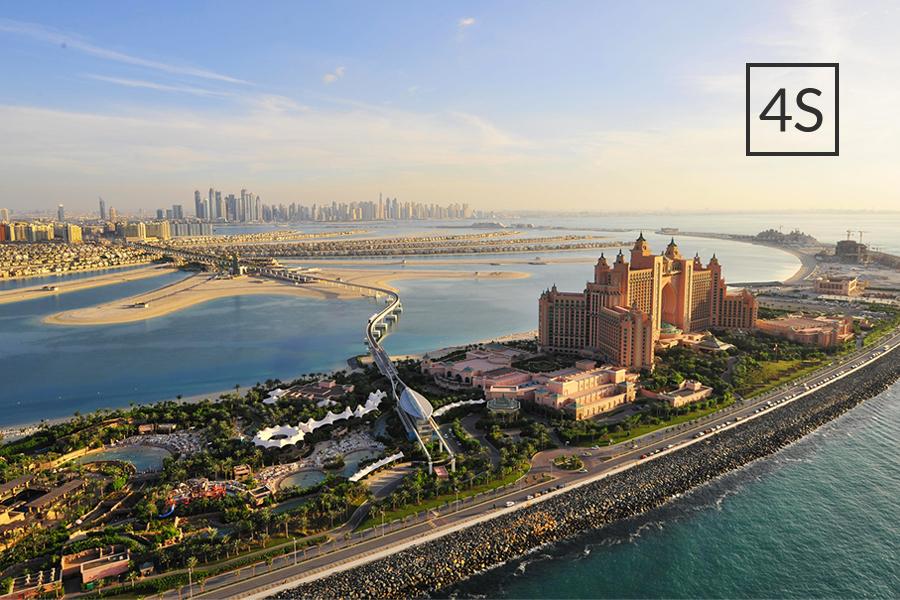 5004: Jóias dos Emirados