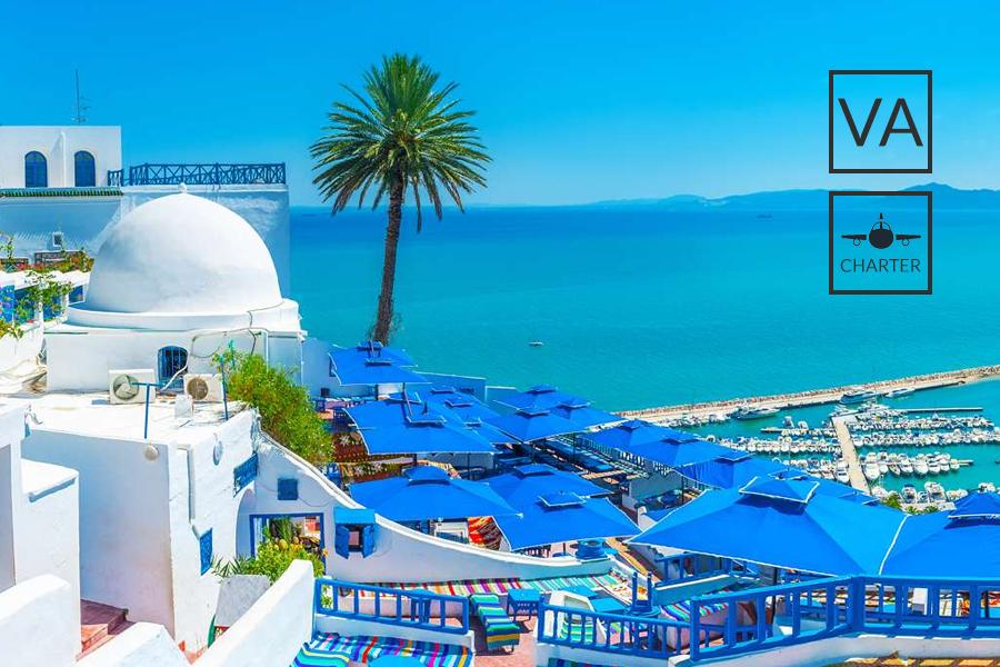 5041: Tunísia Charter [OPO]