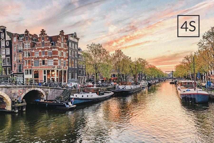 5050: Amesterdão