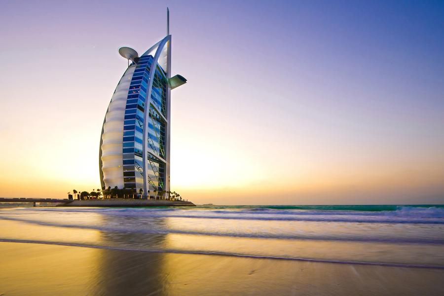 Aventura no Dubai