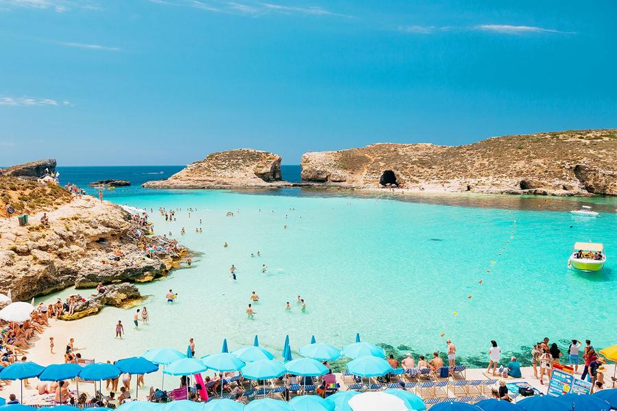 Malta férias de Verão