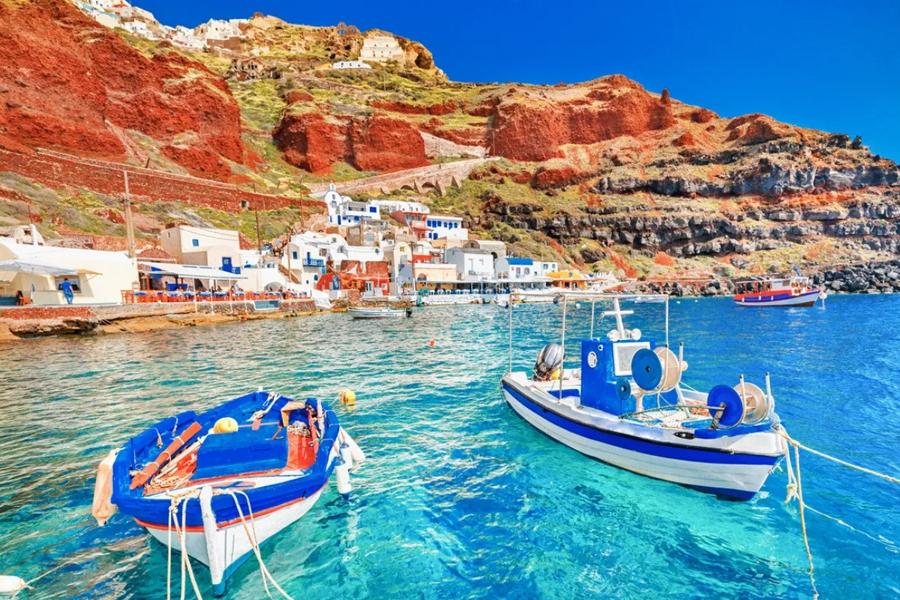 Santorini do Porto