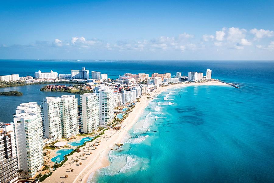 Cancun desde Lisboa