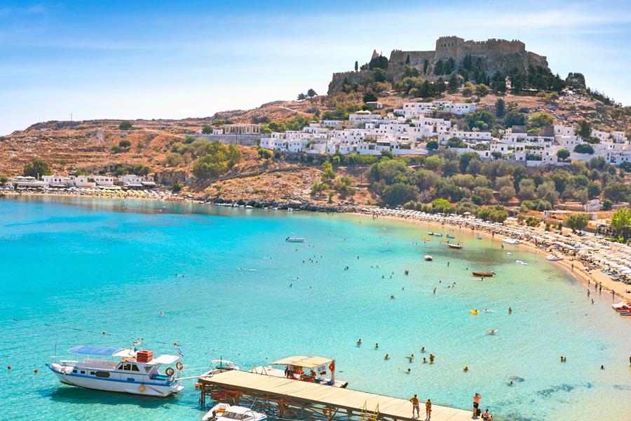 Atenas e Cruzeiro Egeu Idílico de 4 noites
