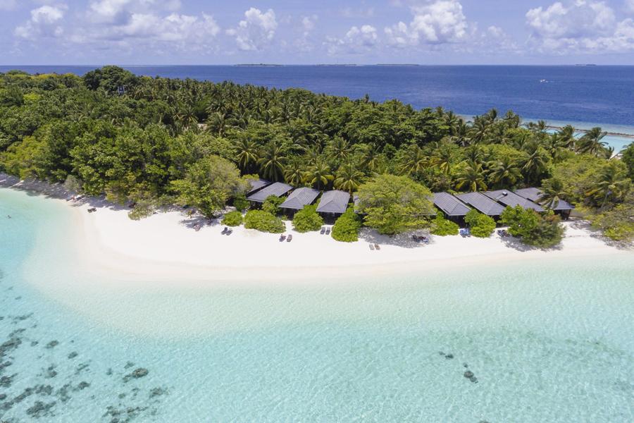 Maldivas Mix com Villa Hotels