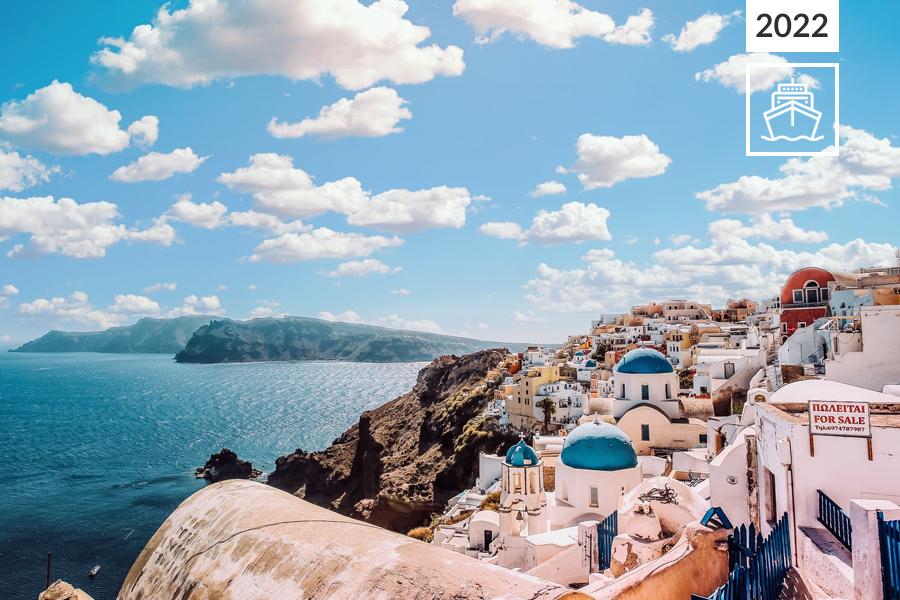 Atenas e Cruzeiro Egeu Idílico de 7 noites