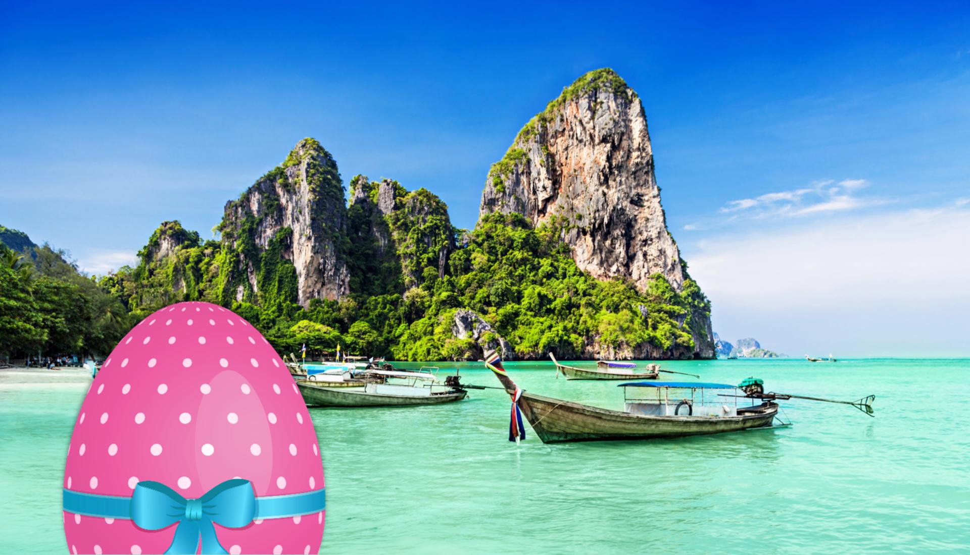 Bangkok & Phuket - Páscoa