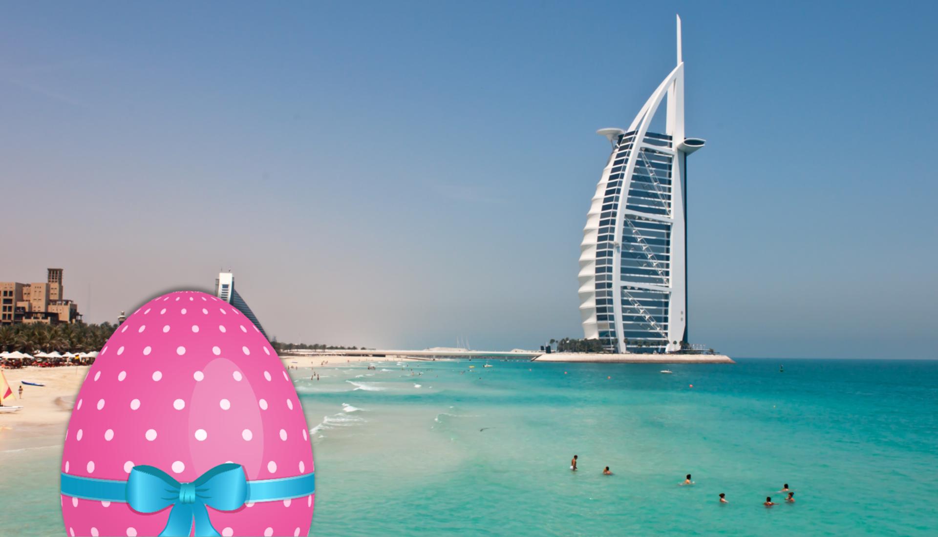 Super Dubai - Páscoa