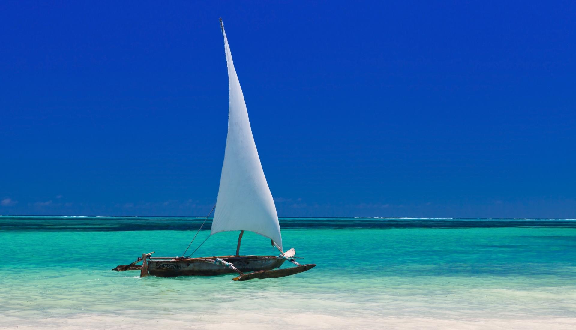 Zanzibar - Venda Antecipada