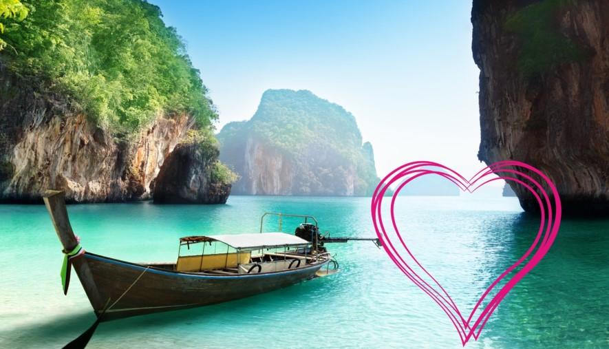 Thai Romance com Krabi