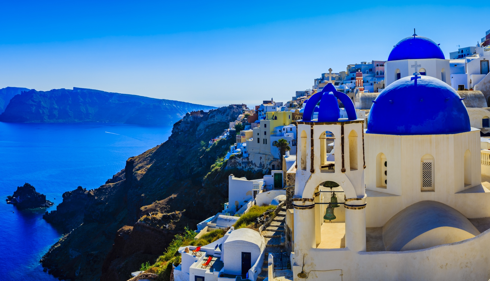 Atenas, Santorini & Creta - Partida de Lisboa