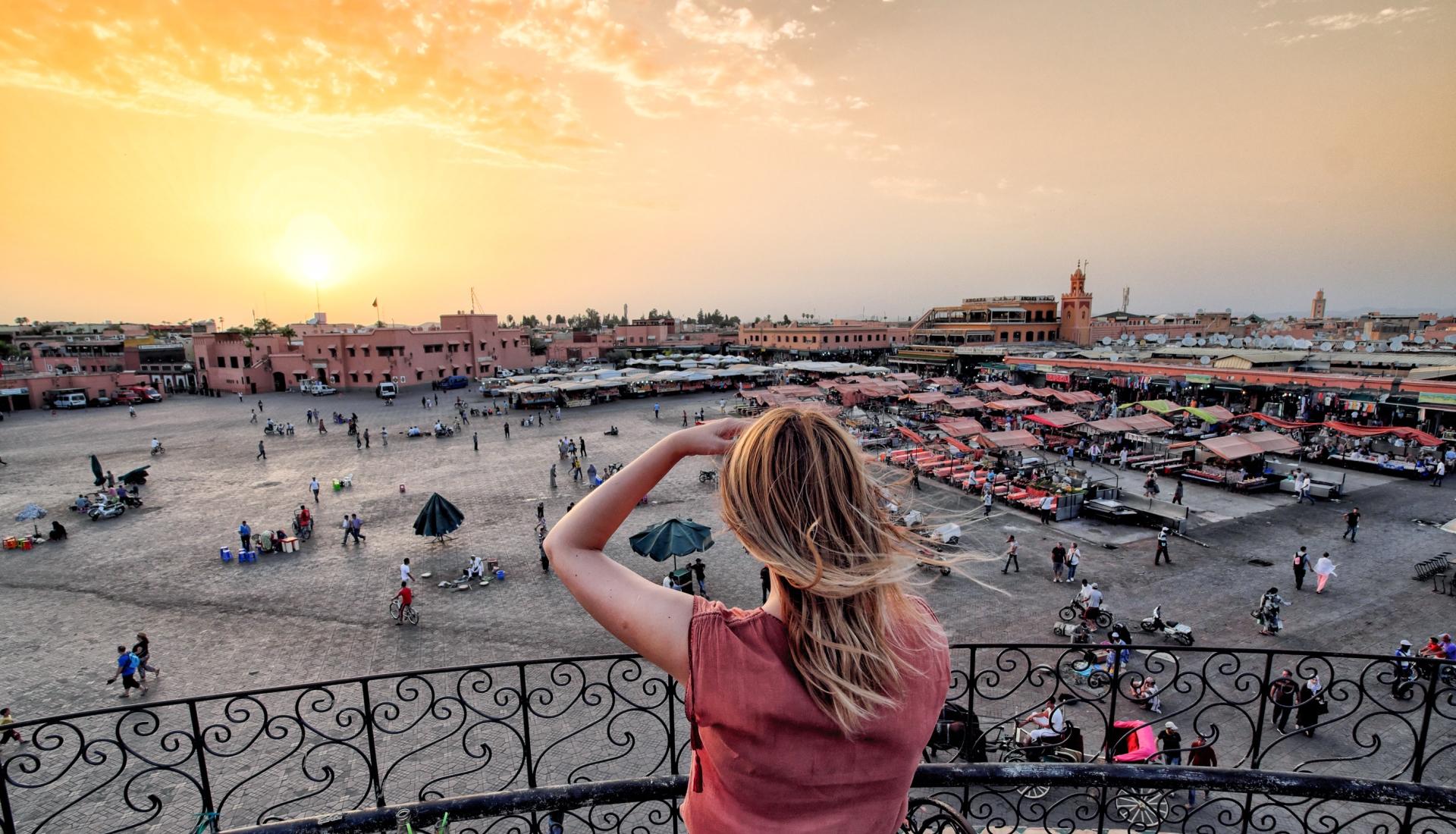 Marrakech - City Break