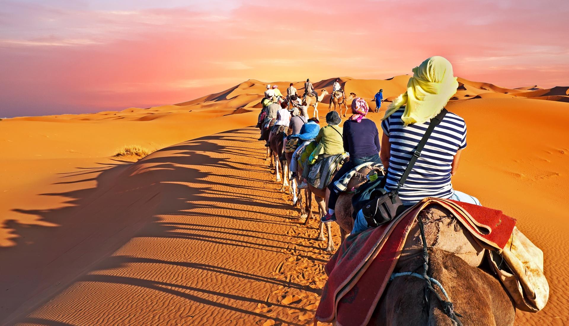 Escapada ao Deserto