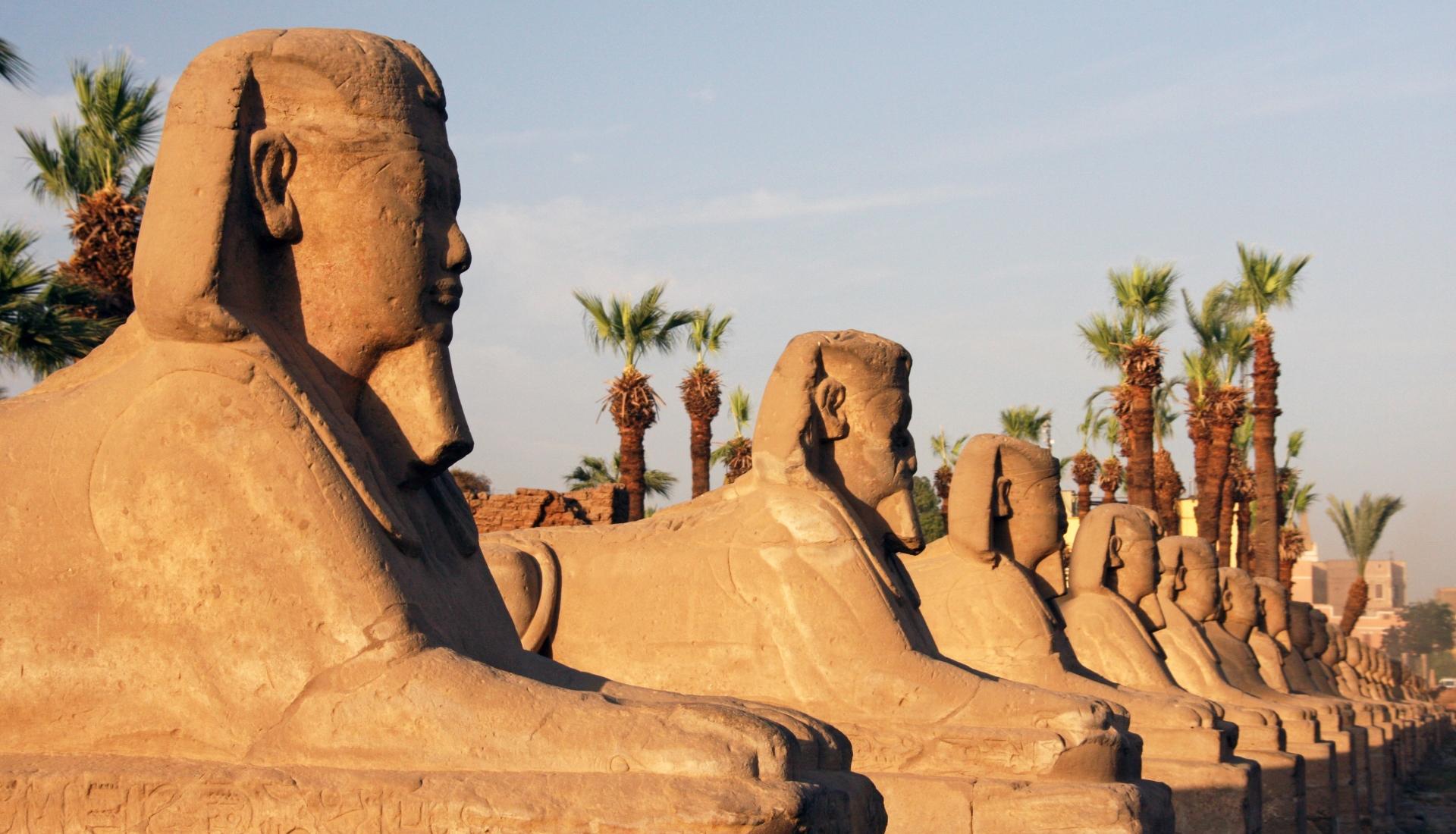 Egipto Fantástico - até Jun 2021