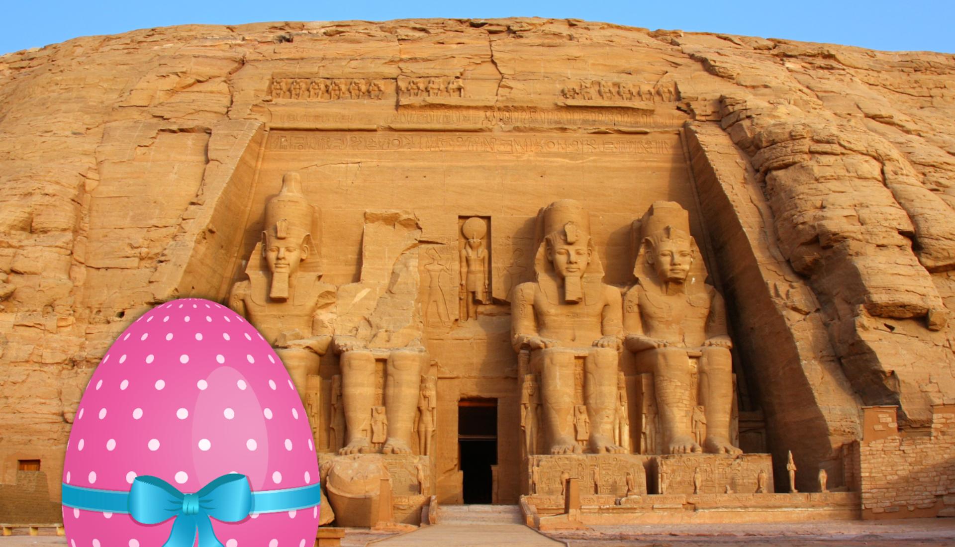 Egipto Mágico - Páscoa 2021