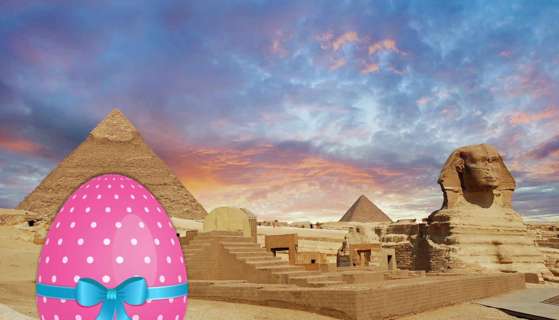 Egipto Fantástico - Páscoa 2021