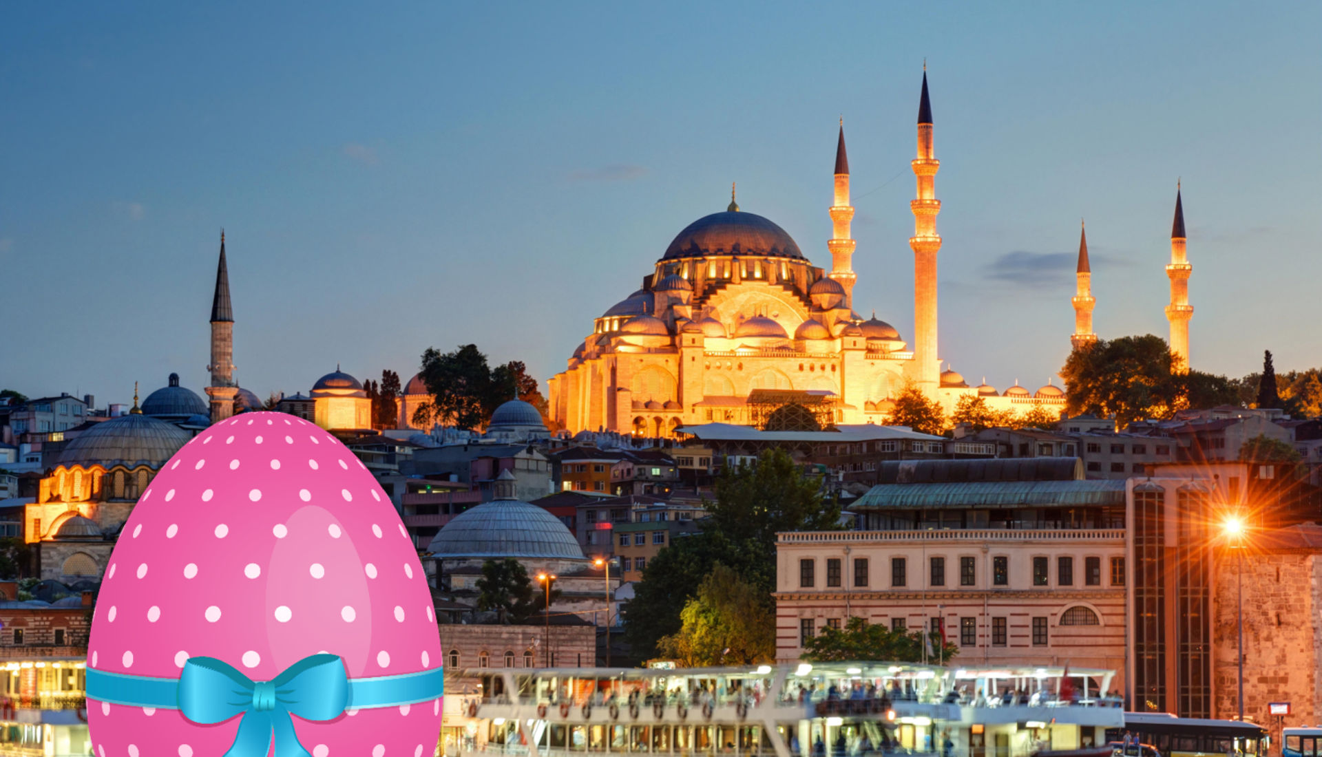 Turquia Mágica - Páscoa