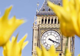 Londres, Paris e Alemanha