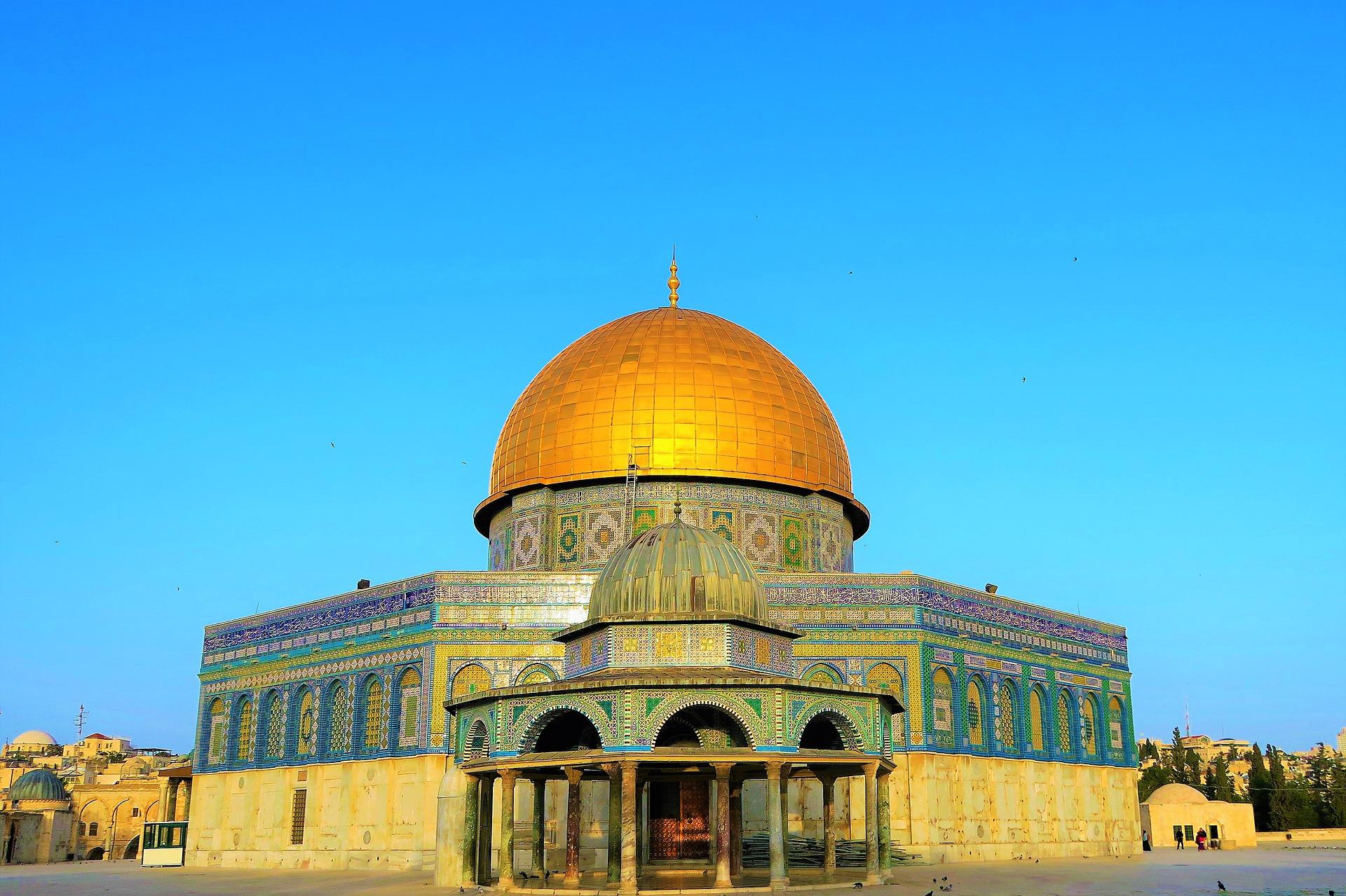 Jerusalém e Jordânia
