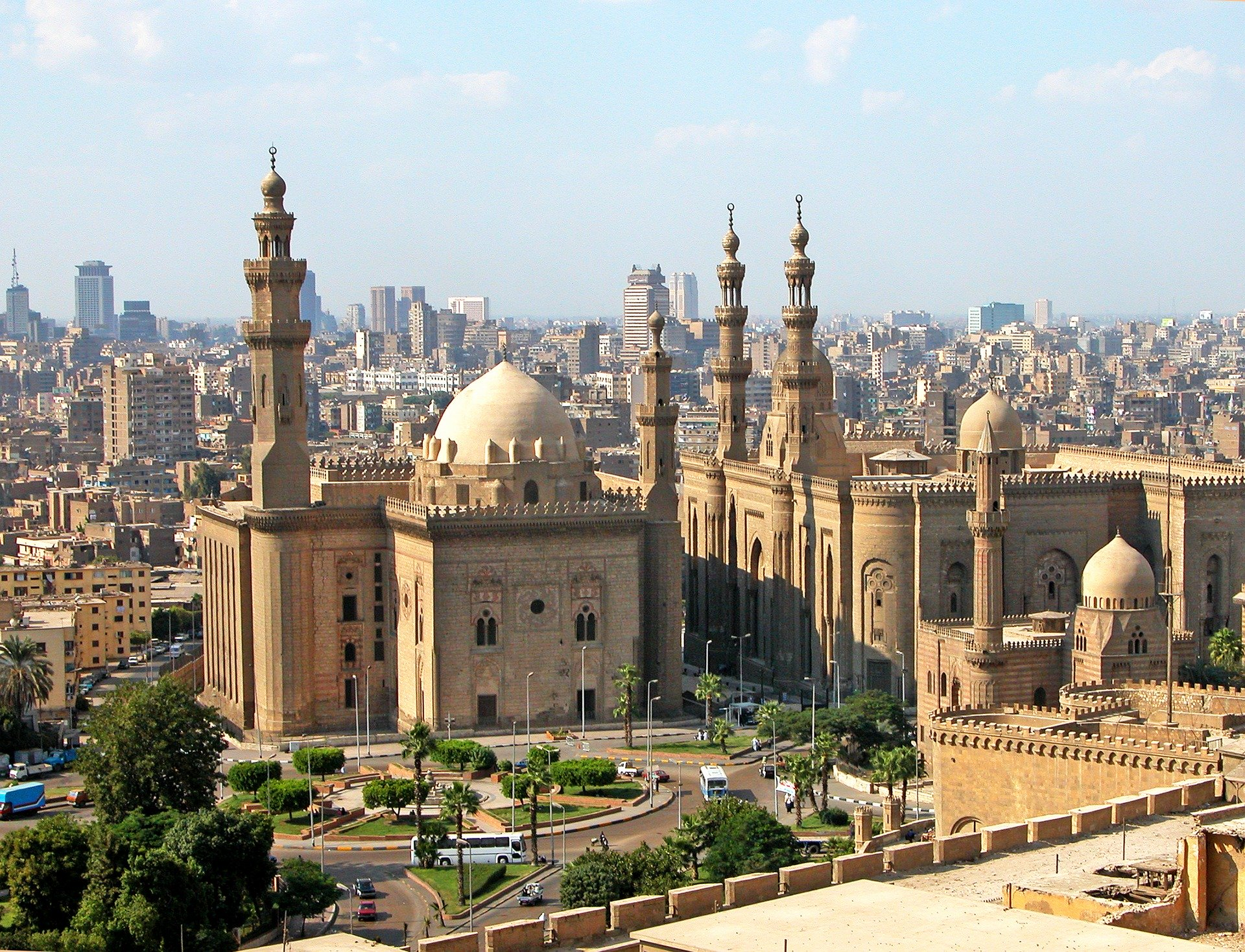 o Melhor do Egito (com Alexandria)