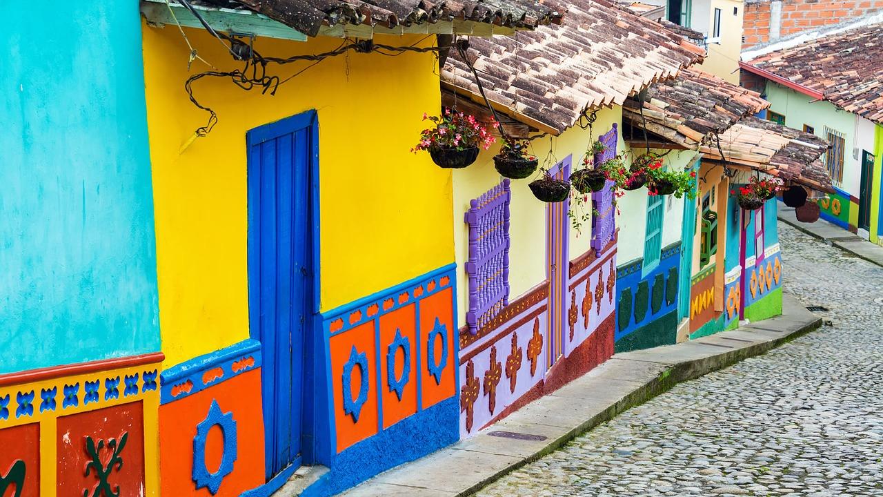 Bogotá, Cartagena e San Andrés