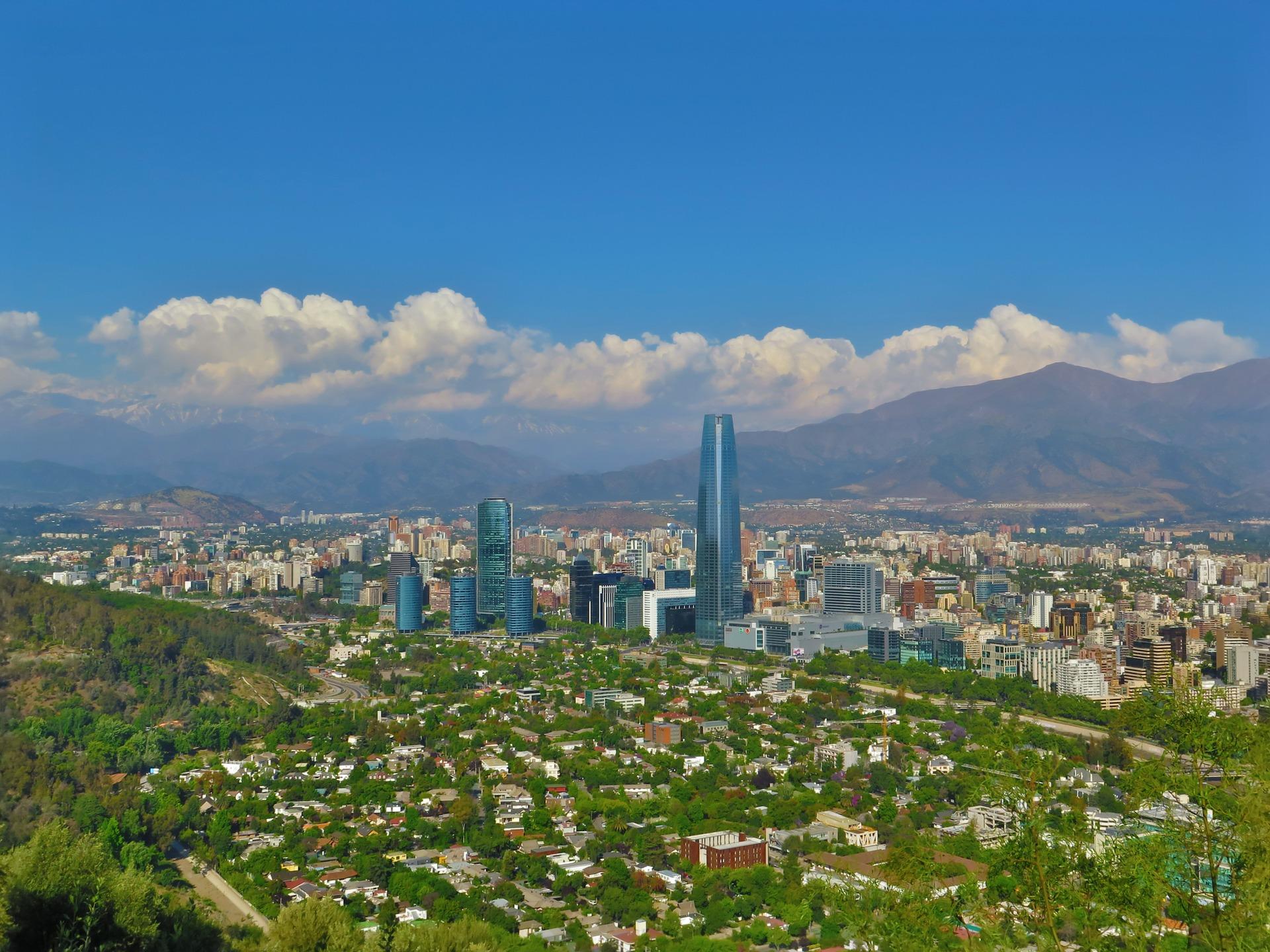 Santiago Região de Lagos e Vulcões