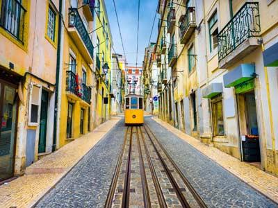 Lisboa, Madri, Paris e Países Baixos