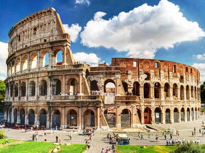 Cidades Imperiais e Itália Express