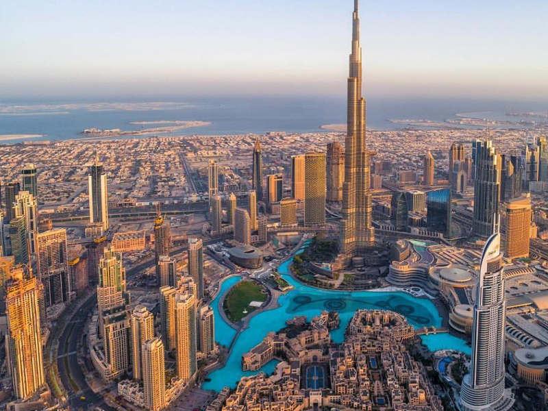Emirados Árabes - Dubai e Abu Dhabi