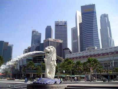 Cingapura e Tailândia