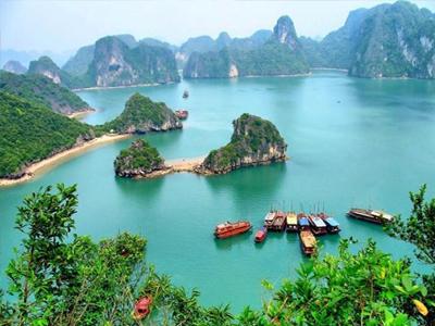 Laos, Vietnã e Camboja com Opção Bangkok