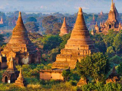 Birmânia e Vietnã