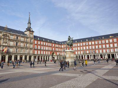 4 Capitais Ocidentais (Madri/Londres com Ext. Amsterdã e Reno)