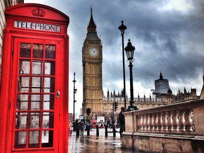Londres, Paris e Capitais Imperiais (Londres/Berlim)