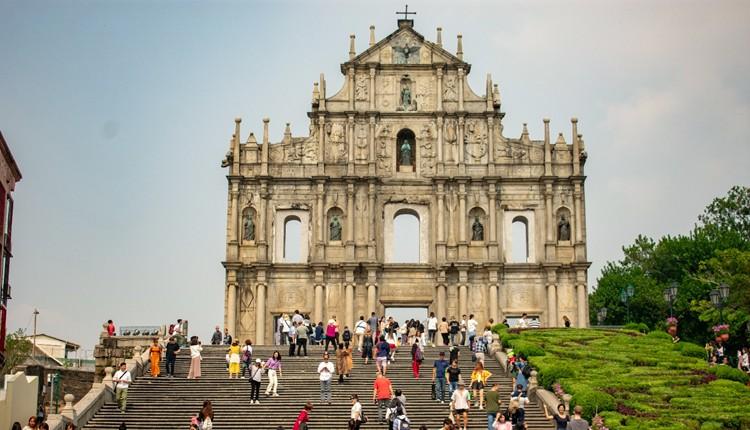 China Expresso com Hong Kong e Macau