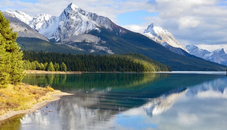 Canadá - Montanhas Rochosas 10 Dias