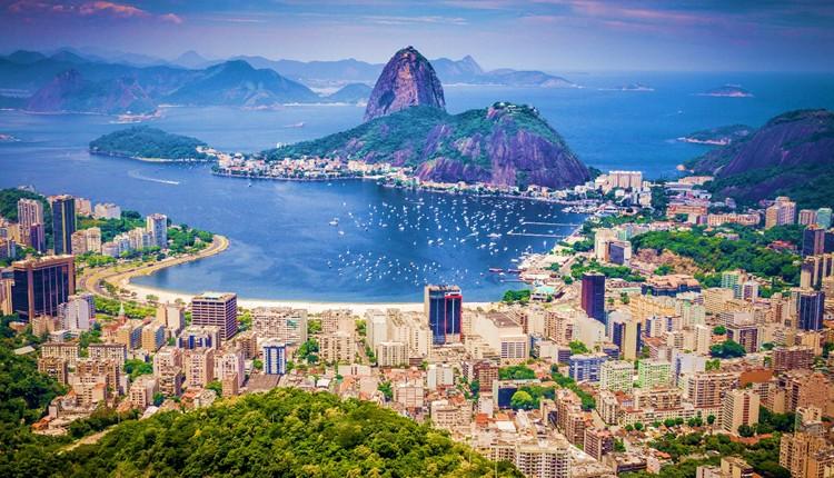 Brasil e Peru
