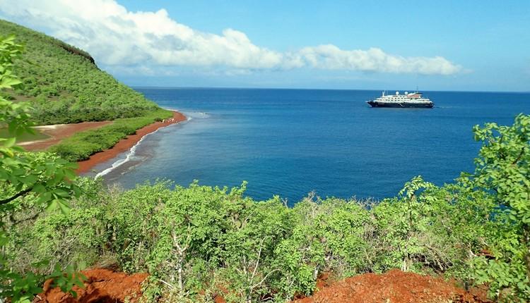 Cruzeiro nas Ilhas Galápagos