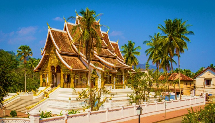 Laos, Vietname e Cambodja