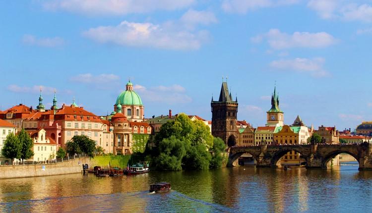 Capitais da Europa Central