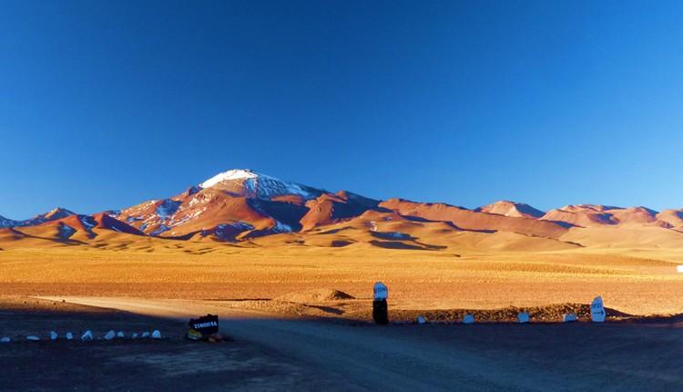 Peru, Bolivia e Chile