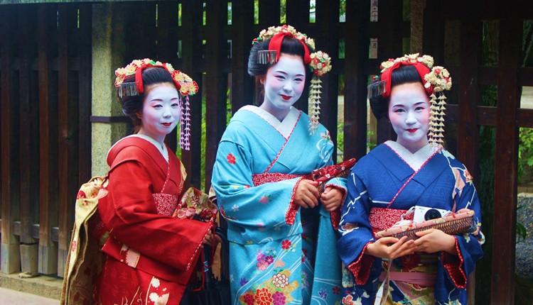 Japão - Passado e Presente