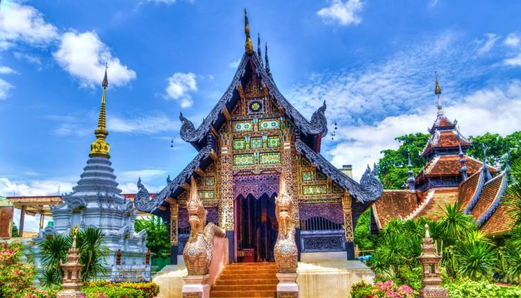 Tailândia - Reino do Sião com Mulheres Girafa 12 Dias