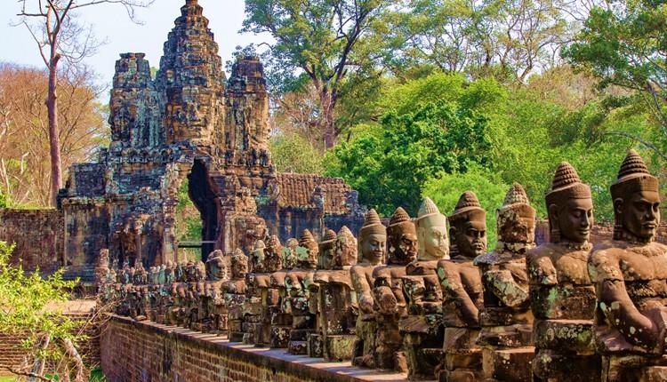Tailândia e Cambodja