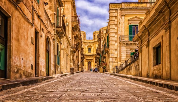 Sul de Itália com Sicília