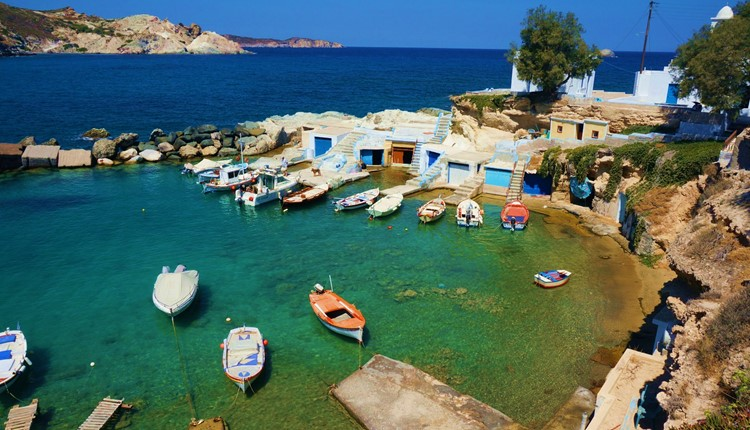 Jóias do Mar Egeu - Atenas e Míconos