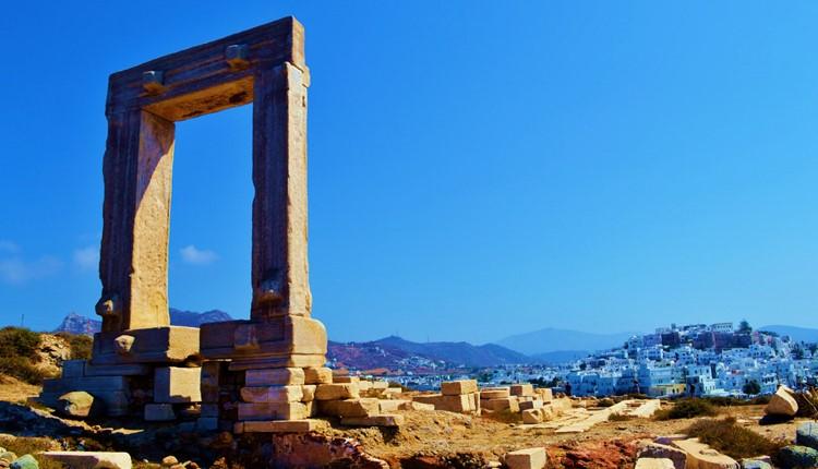 Jóias do Mar Egeu - Atenas e Naxos