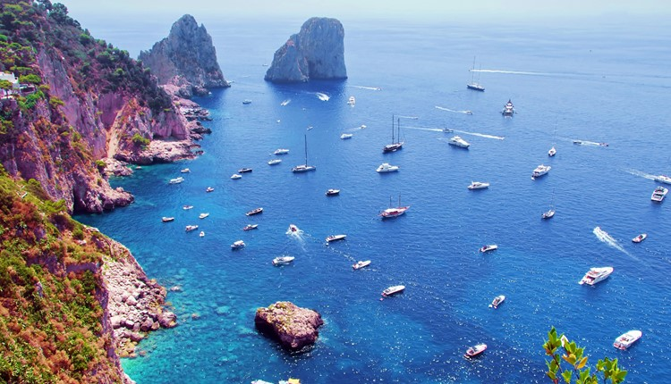 Sul de Italia com Costa Amalfitana